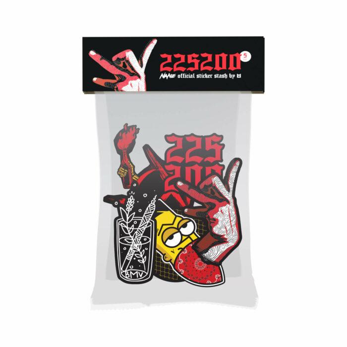 225200 sticker stash 225200 nane krack