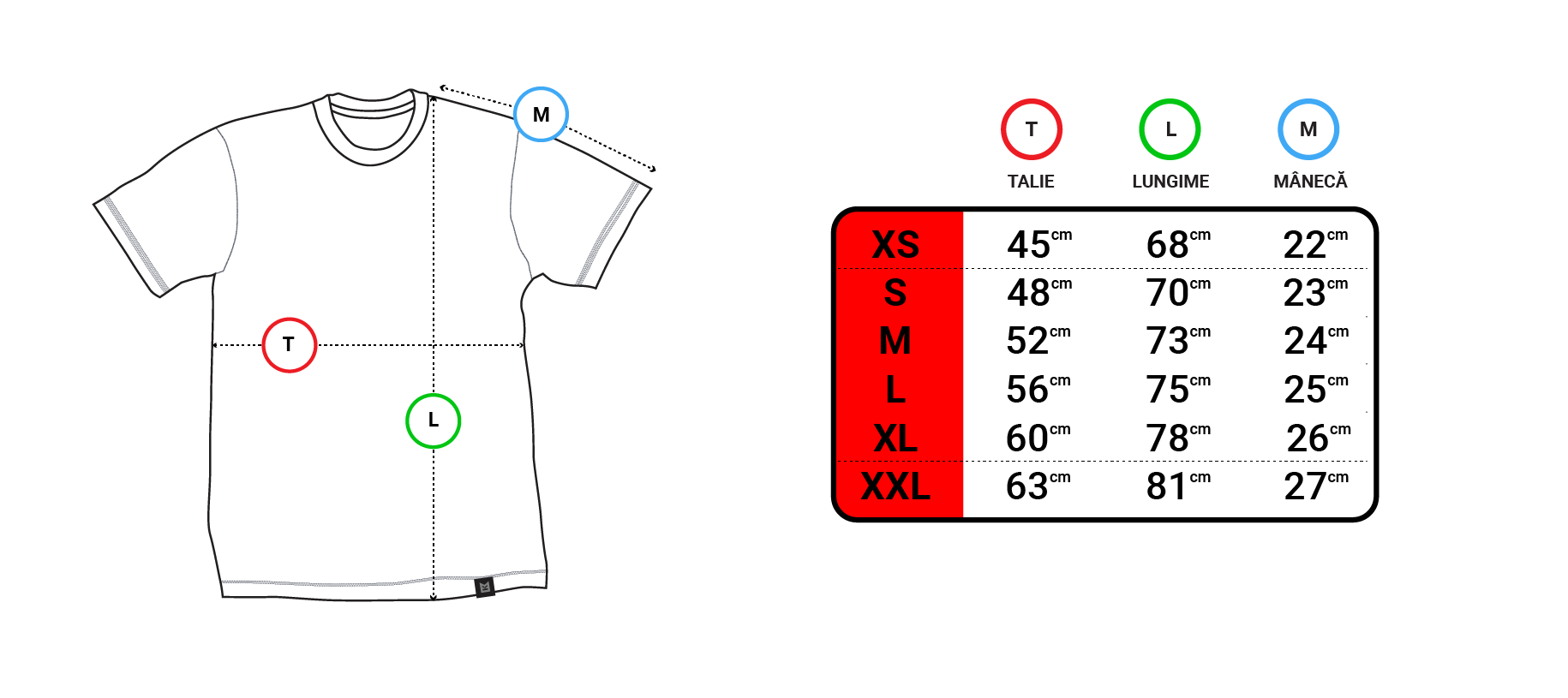 225200 nane krckbrnd tshirt size chart