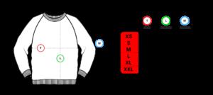 225200 nane krckbrnd sweatshirt size chart
