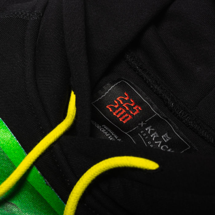 baby nanalien hoodie nane 225200 krack