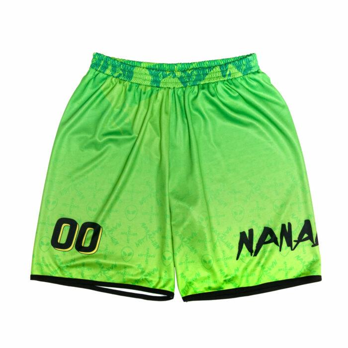 nanalien gang shorts 225200 nane krack