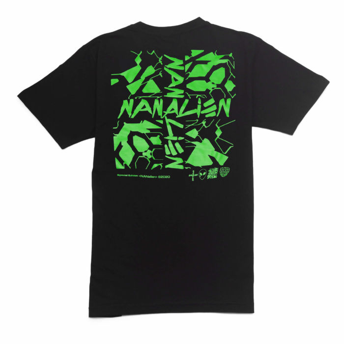 nanalien elements tshirt 225200 nane krack